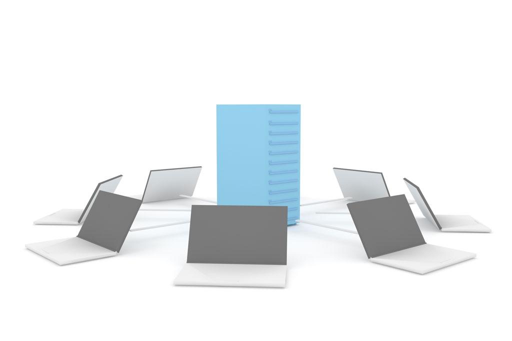 ネットワーク共有でデータ移行(Windows XP → 8)