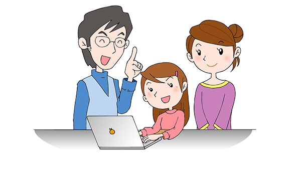 【オンライン講座】シナプス流! 子供のネット利用「見守り」術